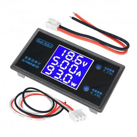 Wattmetro precisión