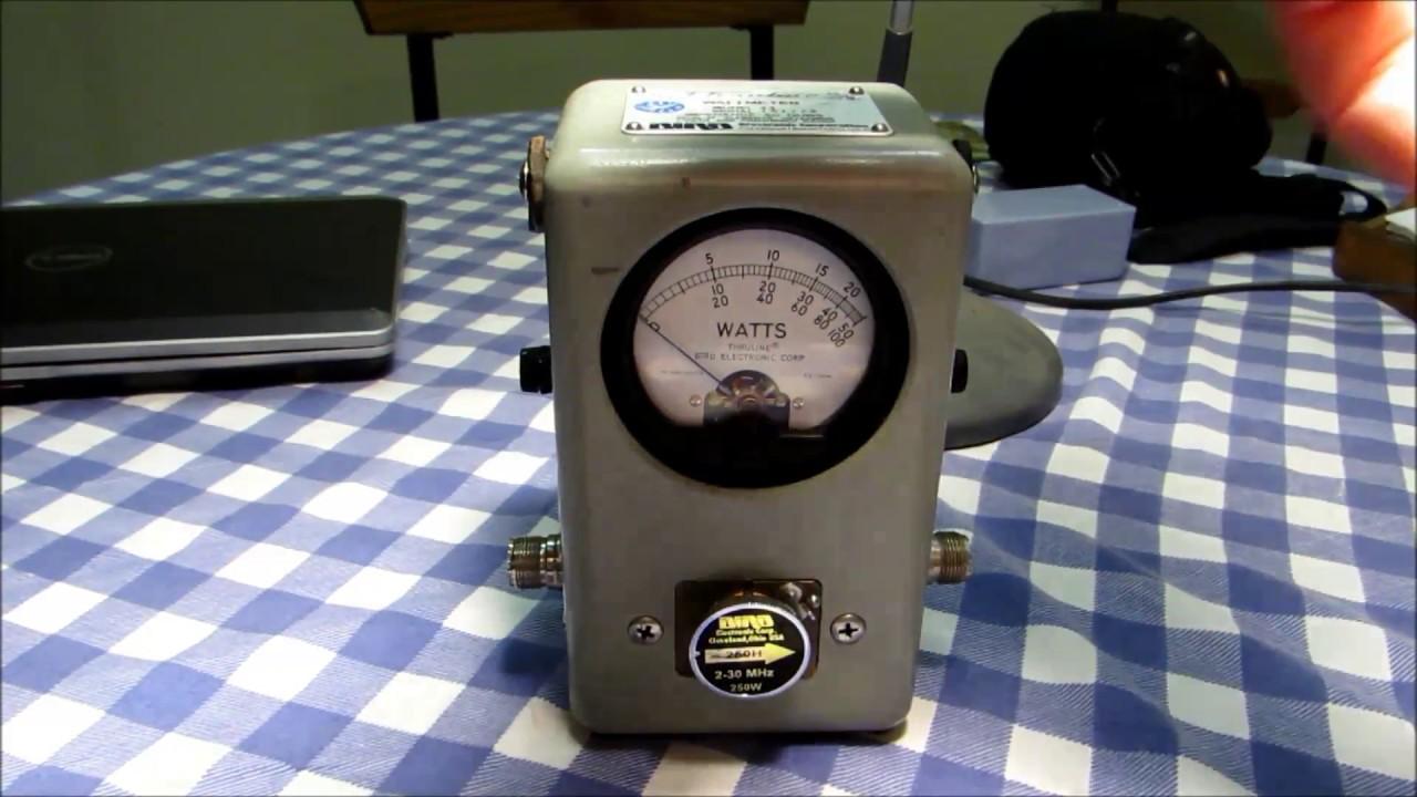 Wattmetro tipos