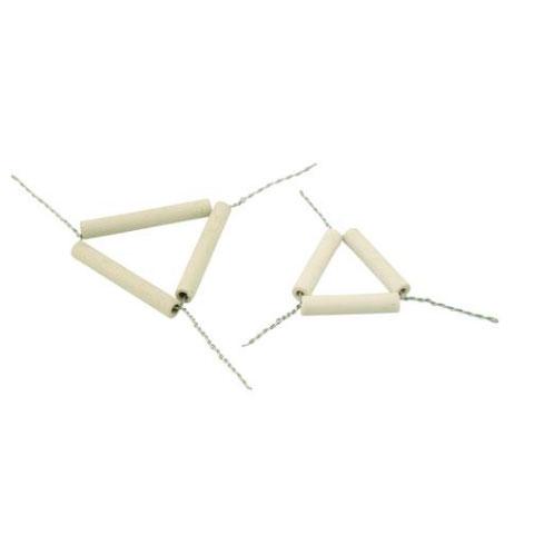 triángulo de porcelana tipos