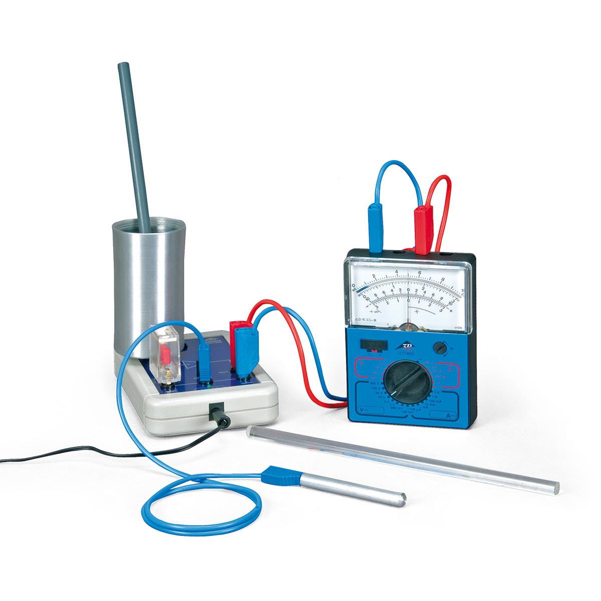 electrómetro tipos