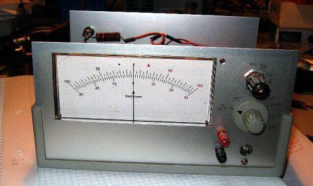 electrómetro usos