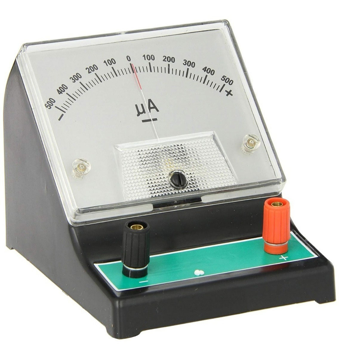 galvanómetro tipos