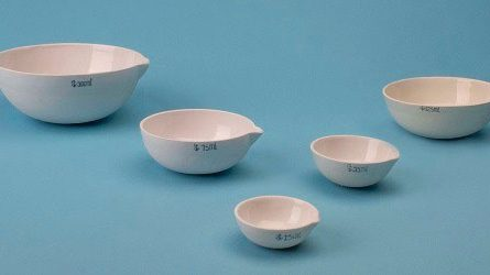 cápsula de porcelana tipos
