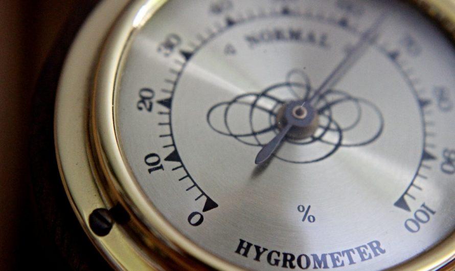 Higrómetro: Precio, características, uso…