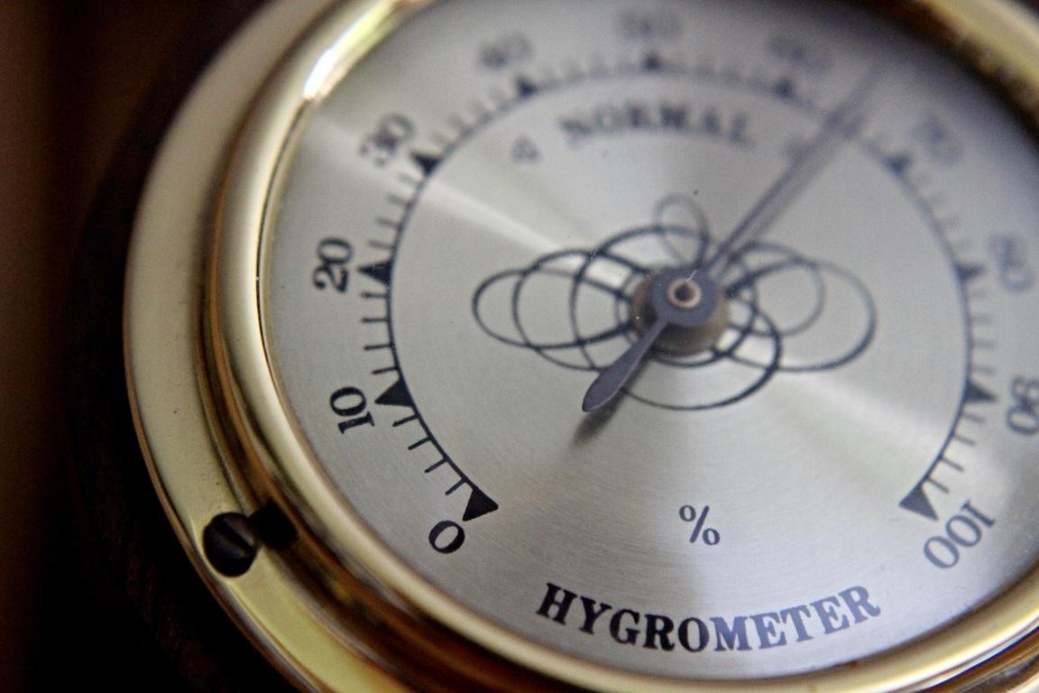 Higrómetro