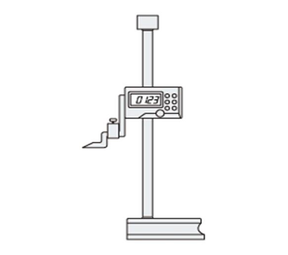 Calibrador de alturas