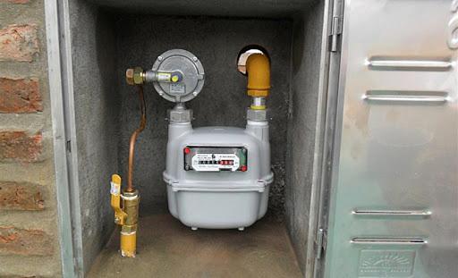 cómo funciona un medidor de gas