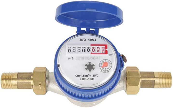Medidor de agua potable