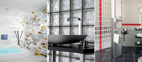Bloques de vidrio: cómo elegir el ideal